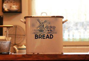 ホーロー オランダ ブレッド缶